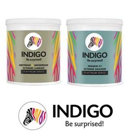 Indigo Paints Exterior Platinum Series