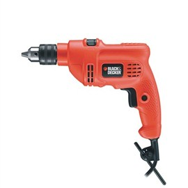 BLACK+DECKER -Single Speed Hammer Drill (KR5010)
