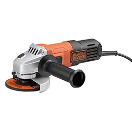 BLACK+DECKER -Small Angle Grinder (G650)