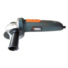 BLACK+DECKER -Small Angle Grinder 100mm (KG70)