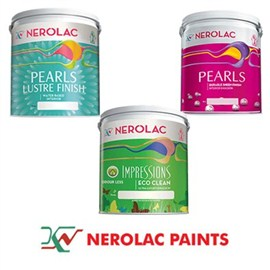Nerolac Interior Paints Premium Range