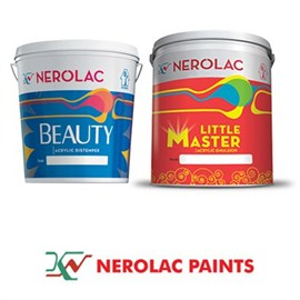 Nerolac Interior Paints Economy Range