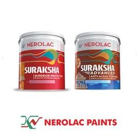Nerolac Exterior Paint Economy Range