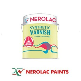 Nerolac Ancillary Paints Synthetic Varnish