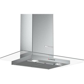 Bosch Wall-Mounted  With Glass Chimney Hood (DWG098D50I)