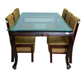 Lexi Dining Table With Chairs
