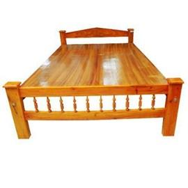 Wooden Cot-Queen Size(IG-3)