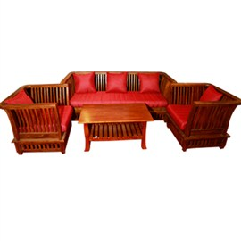 Kerala Style Sofa Set(IG-2)