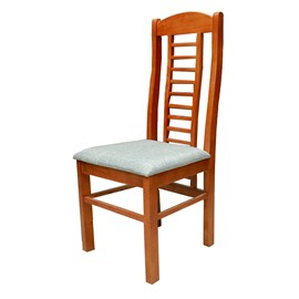 High Black Dining Chair