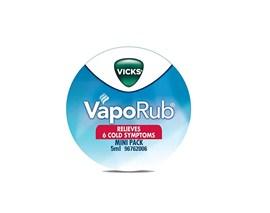 Vicks Vaporub Ointment, 5 gm