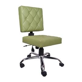 VJ Interior Preciosa Study And Task Chair Green 19 x 20 x 21 Inch VJ-0179