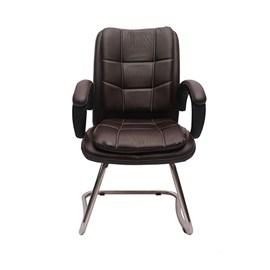 VJ Interior Visitor Chair Black 19 x 20 x 39 Inch VJ-273-VISITOR-LB