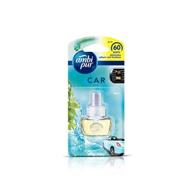 Ambi Pur Aqua Car Air Freshener Refill 7.5 ml