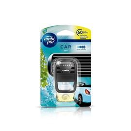 Ambi Pur Car Air Freshener Aqua+LavenderSpa+Exotic Jasmine Promo 7.5 ml