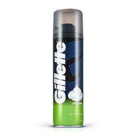 Gillette Shaving Foam Lemon 200ml