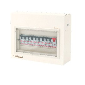 Indoasian Distribution Board SPN Acrylic (810345)