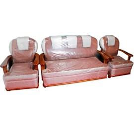 Wooden Sofa Set(IG-3)