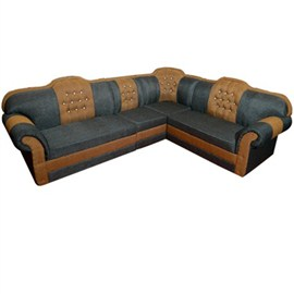 Button Corner Sofa